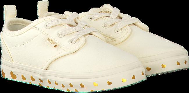 Witte VANS Sneakers TD ATWOOD SLIP-ON KIDS - large