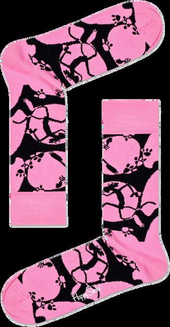 Roze HAPPY SOCKS Sokken PINK PANTER PINK-A-BOO SOCK  - large
