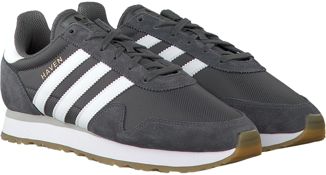 Grijze ADIDAS Sneakers HAVEN HEREN  - large