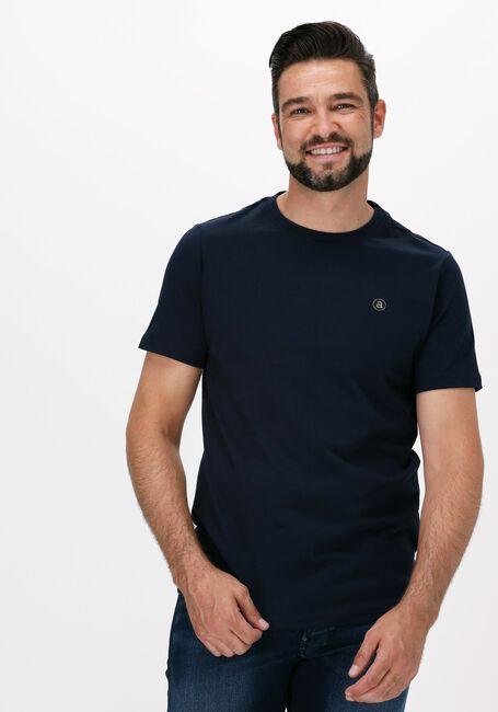 Donkerblauwe ANERKJENDT T-shirt AKROD T-SHIRT NOS - large