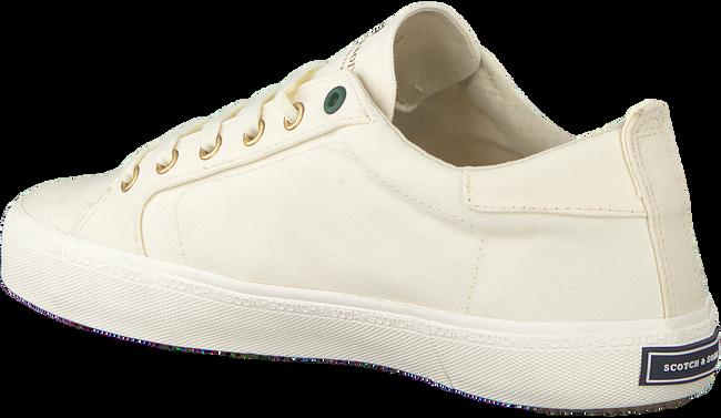 Witte SCOTCH & SODA Sneakers ABRA  - large