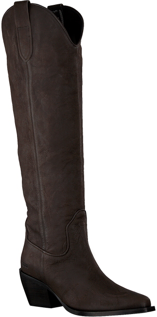 Bruine NUBIKK Hoge laarzen ALEX GILLY  - large