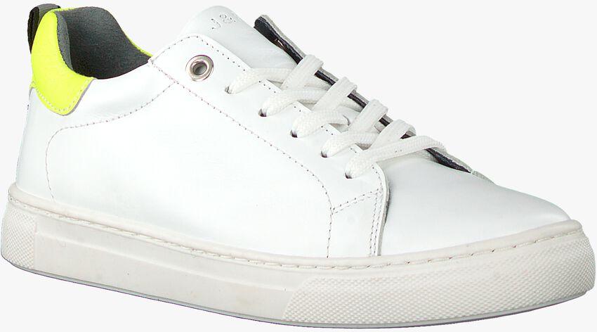 Witte JOCHIE & FREAKS Lage sneakers 20416  - larger