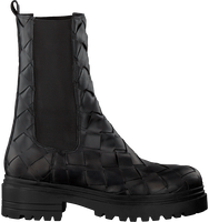 Zwarte DEABUSED Chelsea boots DEA-2016  - medium