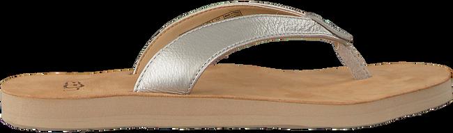 Zilveren UGG Slippers TAWNEY METALLIC  - large