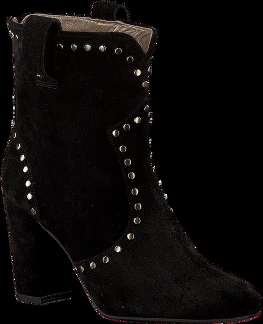 Zwarte TORAL Enkellaarsjes 10748  - large