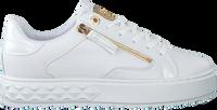 Witte GUESS Lage sneakers FIGGI  - medium