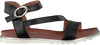 Zwarte MJUS Sandalen 255072  - small