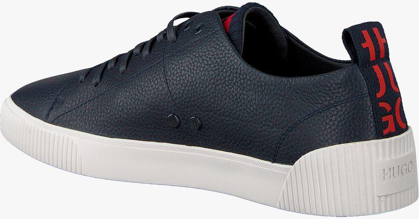 Blauwe HUGO Sneakers ZERO TENN GRKN  - larger