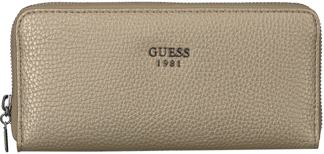 Gouden GUESS Portemonnee SWME62 16460 - large
