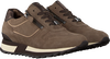 Taupe HASSIA Lage sneakers MADRID  - small