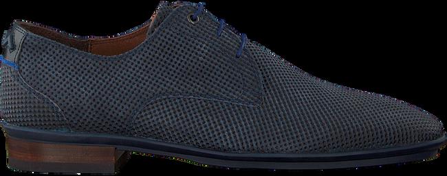 Blauwe FLORIS VAN BOMMEL Nette schoenen 18120  - large