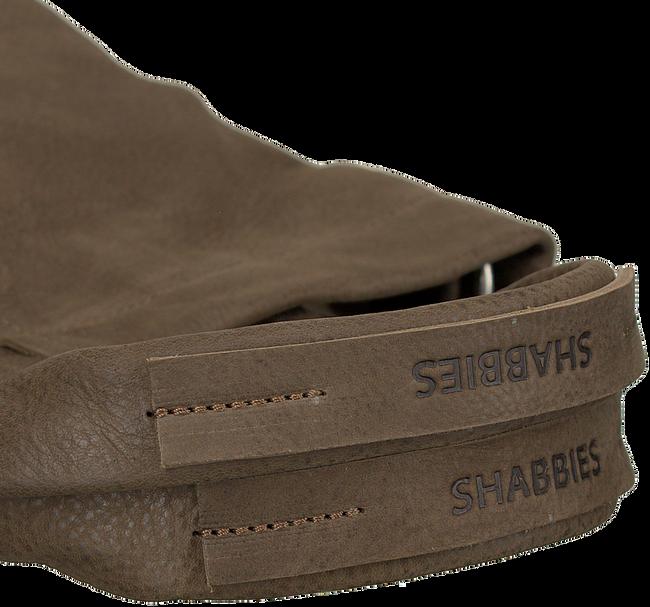 Bruine SHABBIES Handtas 232020003 - large