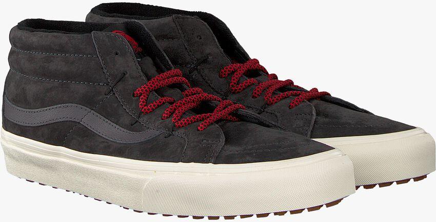 Grijze VANS Sneakers SK8 MID REISSUE GHILLIE - larger