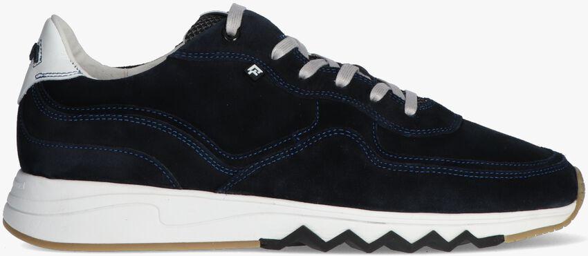 Blauwe FLORIS VAN BOMMEL Lage sneakers 16397  - larger
