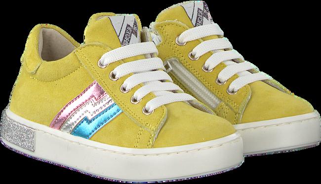 Gele SHO.E.B.76 Sneakers 1303-AF7  - large