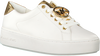 Witte MICHAEL KORS Sneakers POPPY LACE UP - small