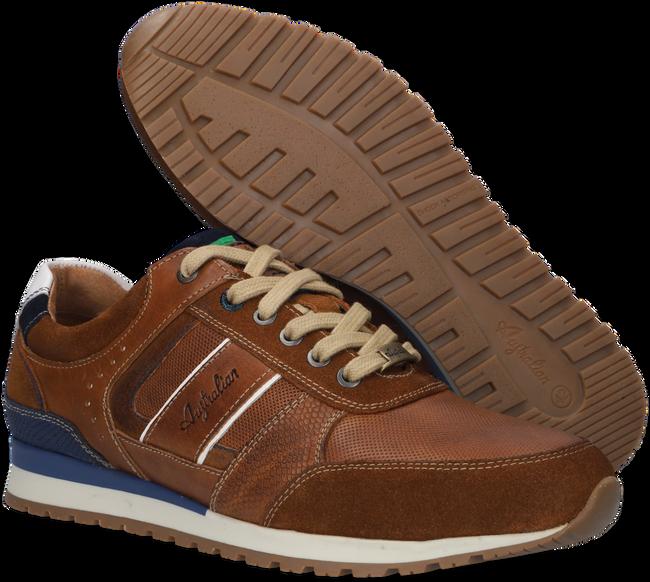 Cognac AUSTRALIAN Lage sneakers CONDOR - large