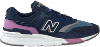 Blauwe NEW BALANCE Lage sneakers CW997  - medium