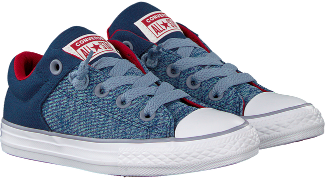 Blauwe CONVERSE Sneakers CTAS HIGH STREET SLIP KIDS - large