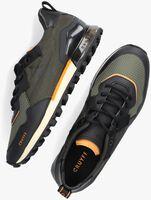 Groene CRUYFF Lage sneakers SUPERBIA heren  - medium