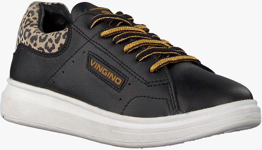 Zwarte VINGINO Lage sneakers BRITT  - larger