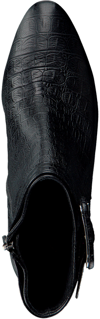 Zwarte LOLA CRUZ Enkellaarsjes 285T78BK  - large
