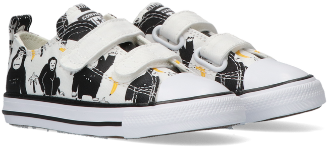 Witte CONVERSE Lage sneakers CHUCK TAYLOR ALL STAR 2V  - large