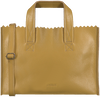 Gele MYOMY Handtas MY PAPER BAG HANDBAG MINI - small