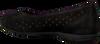 Zwarte GABOR Ballerina's 169  - small