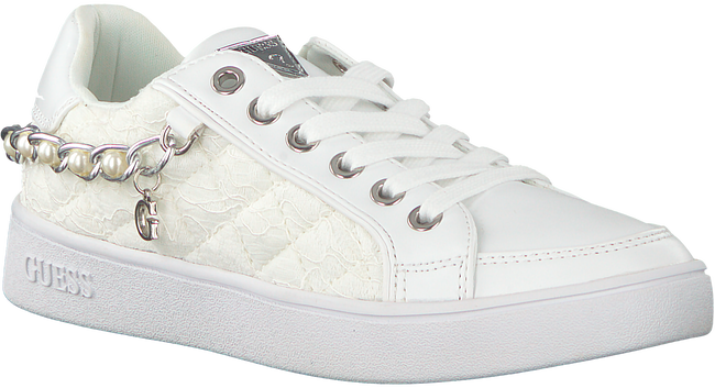 Witte GUESS Sneakers FLBN21 LAC122 - large