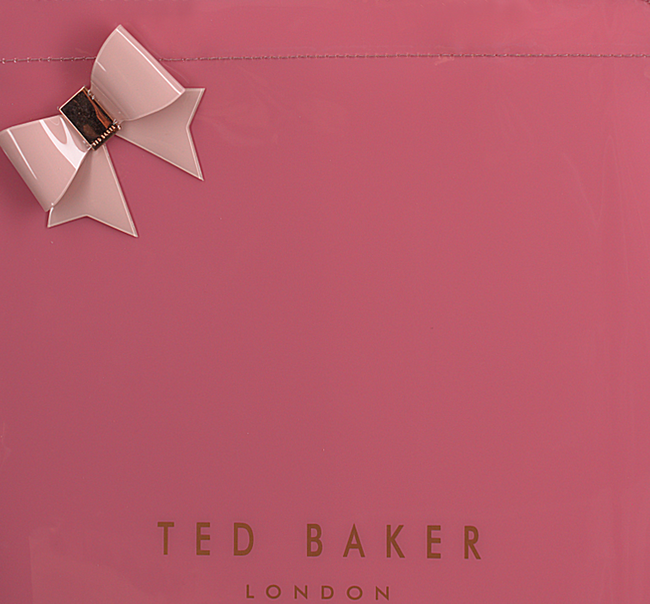 Roze TED BAKER Handtas NORCON - large
