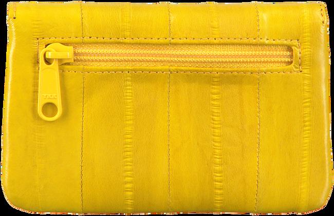 Gele BECKSONDERGAARD Portemonnee HANDY RAINBOW - large