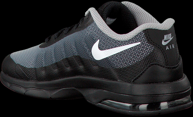 Zwarte NIKE Sneakers AIR MAX INVIGOR PRINT (PS) | Omoda