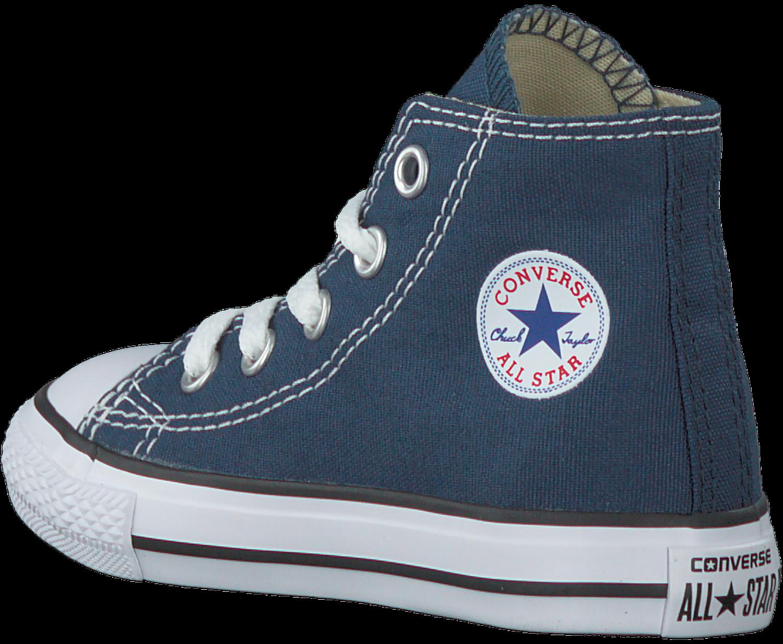 a0534834e1b Blauwe CONVERSE Sneakers CHUCK TAYLOR ALL STAR HI KIDS. CONVERSE. Previous