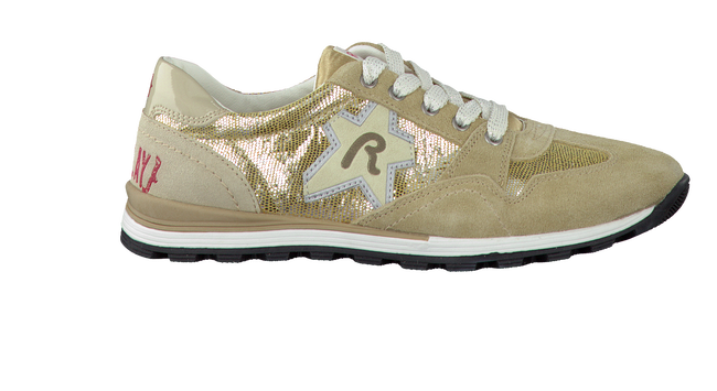 Gouden REPLAY Sneakers SMITHFIELD  - large