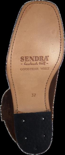 Bruine SENDRA Cowboylaarzen 12050  - large