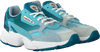 Blauwe ADIDAS Sneakers FALCON W  - small