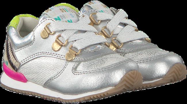 Zilveren BUNNIES JR Sneakers RIKKY RUIG  - large