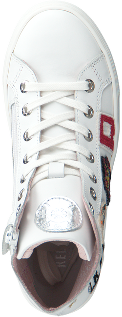 Witte RED RAG Sneakers 15430  - large