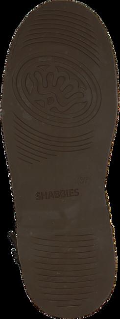 Groene SHABBIES Enkelboots 181020054  - large