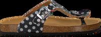Zwarte DEVELAB Slippers 48174 - medium