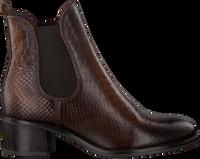 Bruine NOTRE-V Chelsea boots 46503FY  - medium
