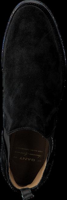 Zwarte GANT Enkellaarsjes 11541684  - large