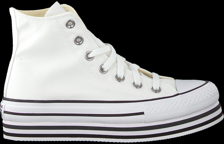 Witte CONVERSE Hoge sneaker CHUCK TAYLOR ALL STAR PLATFORM