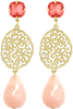 Gouden JEWELLERY BY SOPHIE Oorbellen PRETTY EARRINGS - small