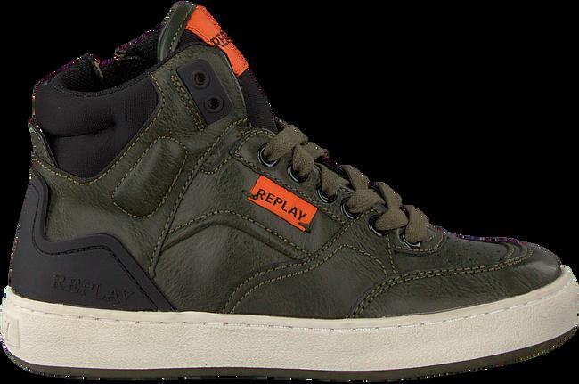 Groene REPLAY Sneakers BOKKAI  - large