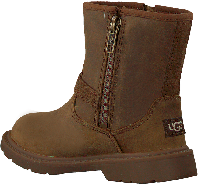 Bruine UGG Bikerboots KINZEY WEATHER TODDLER - large
