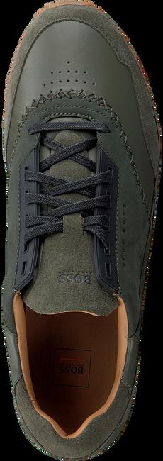 Groene BOSS Sneakers ZEPHIR RUNN  - large