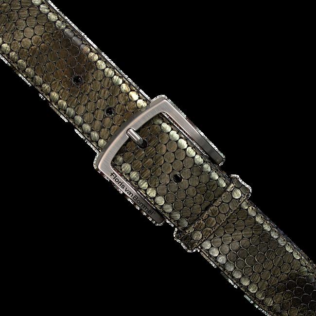 Groene FLORIS VAN BOMMEL Riem 75189 - large